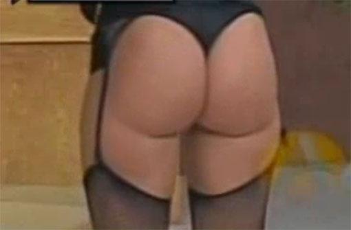 foto Desfilando con lencería erótica